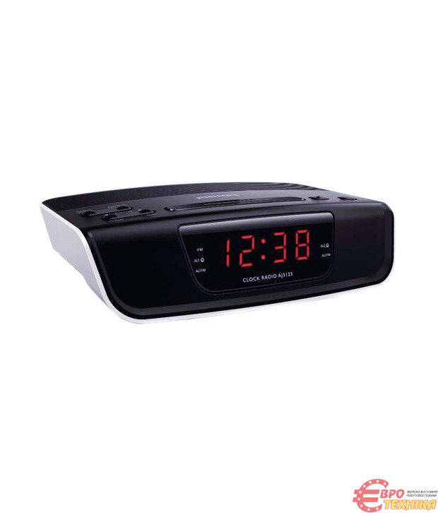 Радіо-годинник Philips AJ-3123 - 1