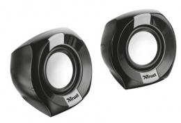 Акустика Trust Polo Compact 2.0 Speaker Set Black (20943)