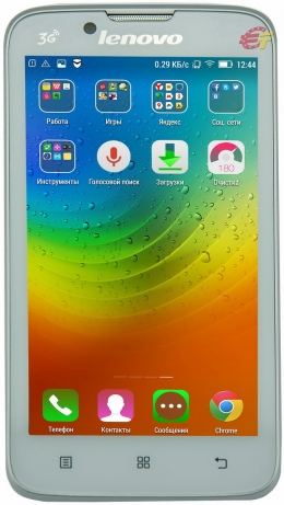 Смартфон Lenovo A328T White