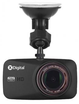 Відеореєстратор X-Digital AVR-FHD-550 Black