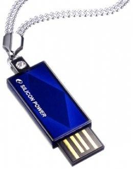 USB-флеш-накопичувач Silicon Power Touch 810 8 GB Blue
