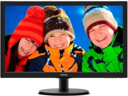 Монітор Philips 223V5LSB2/10 Black