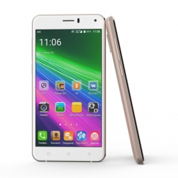 Смартфон S-Tell M620 Gold
