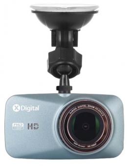 Відеореєстратор X-Digital AVR-FHD-550 Blue