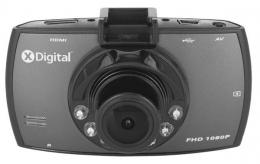 Відеореєстратор X-Digital AVR-FHD-330