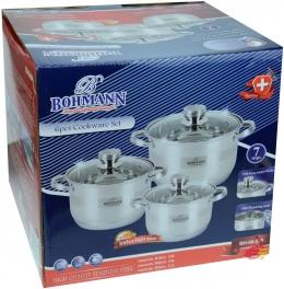 Набір посуду Bohmann BH 06-275