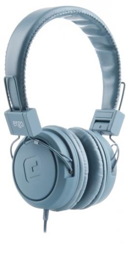Навушники Ergo VM-360 Ash Blue