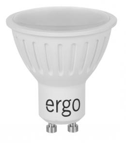 Світлодіодна лампа Ergo Standard MR16 GU10 7W 220V 3000K Теплий Білий