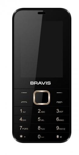 Мобільний телефон Bravis Blade F241 Gold