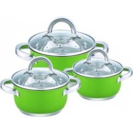 Набір посуду Barton Steel BS-6606