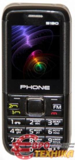 Мобильный телефон Phone 5130 Black and Grey