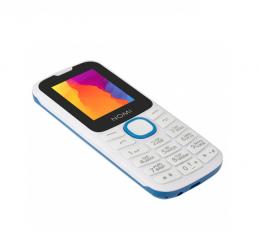 Мобільний телефон Nomi i184 White-Blue