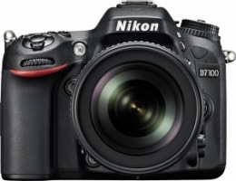 Фотоапарат Nikon D7100 Kit (18-105VR)