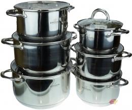 Набір посуду Bohmann BH-1212PS