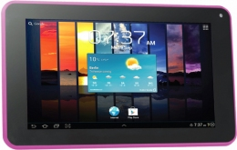 Планшет X-Digital TAB 702 Quad Pink