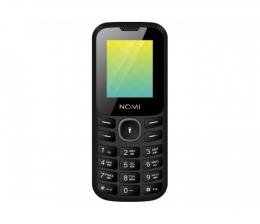 Мобільний телефон Nomi i184 Black-Grey