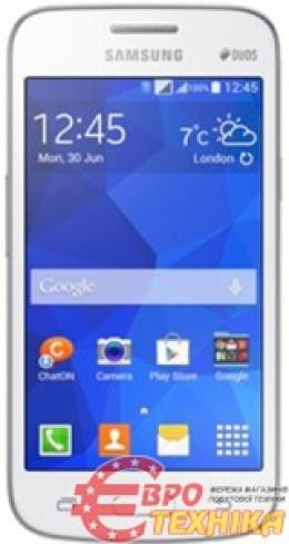 Смартфон Samsung Galaxy Star Advance Duos SM-G350E EZW White