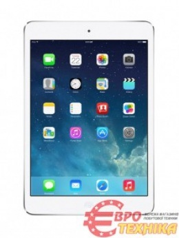 Планшет Apple iPad mini 2 Retina 4G 128 Gb Silver