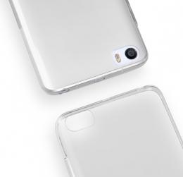 Накладка силіконова Nillkin для Xiaomi Mi 5 Gray