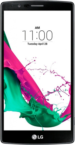 Смартфон LG G4 LGH818P Genuine Leather Black