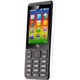 Мобільний телефон Fly FF281 White