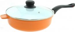 Сковорода Bohmann BH-6524WCR Orange