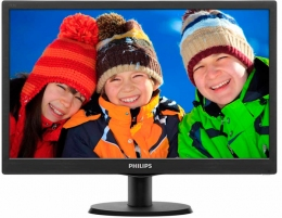 Монітор Philips 193V5LSB2/62 Black