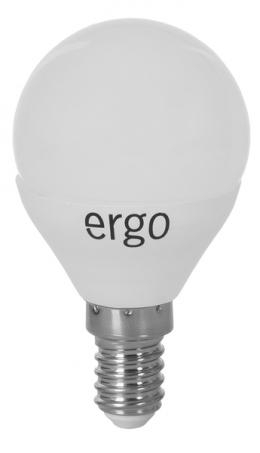 Світлодіодна лампа Ergo Standard G45 E14 6W 220V 4100K Нейтральний Білий