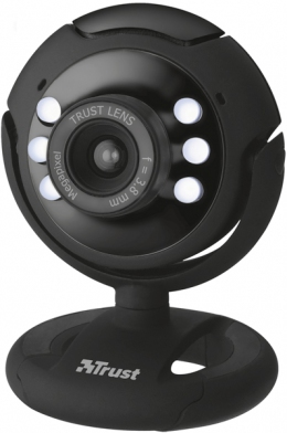 WEB камера Trust Sportlight Webcam Pro (16428)