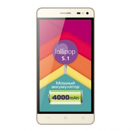 Смартфон S-Tell P780 16GB Gold