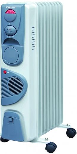 Масляний радіатор Scarlett SC-1153