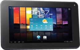 Планшет X-Digital TAB 702 Quad Black
