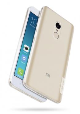 Накладка силіконова Nillkin для Xiaomi Redmi note4 White