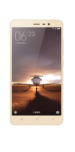 Смартфон Xiaomi Redmi Note 3 Pro Gold 2/16 Gb