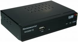 ТВ-ресивер DVB-T2 Nokasonic NК 3200-Т2