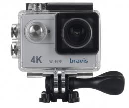 Екшн-камера Bravis A1 Silver