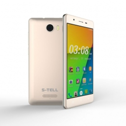Смартфон S-Tell P770 Gold