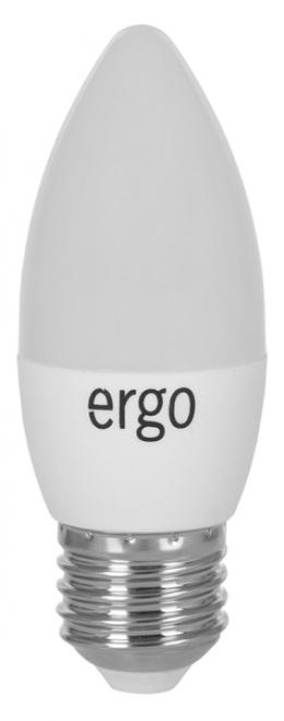 Світлодіодна лампа Ergo Standard C37 E27 6W 220V 4100K Нейтральний Білий