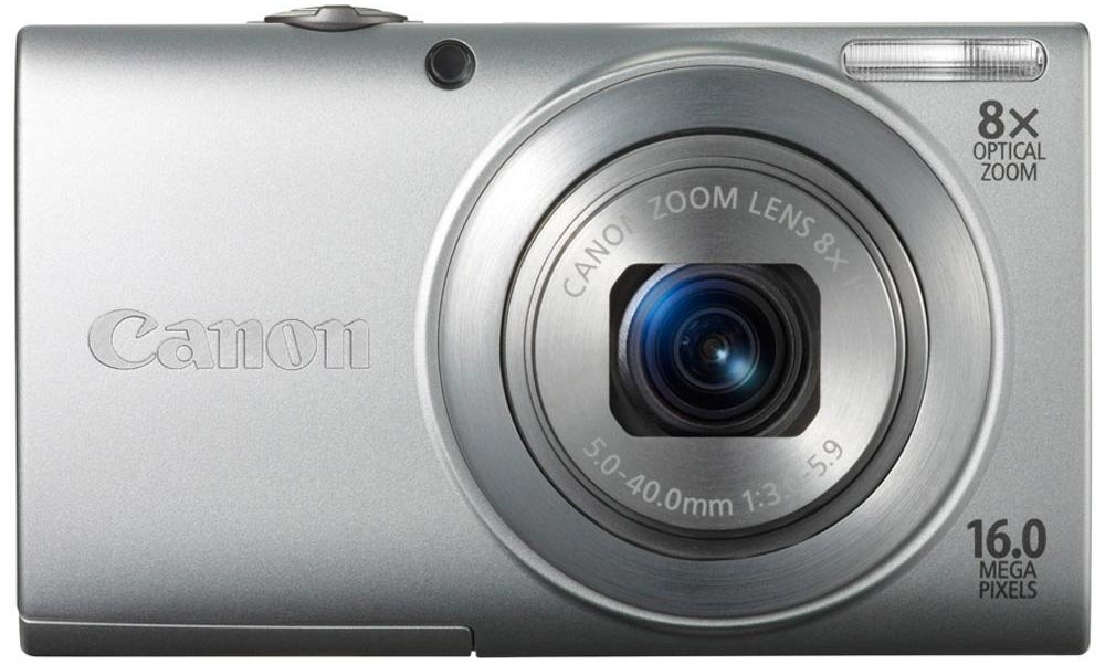 Canon PowerShot A-4000IS Silver