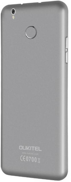 Смартфон Oukitel U7 Plus Grey - фото 5.