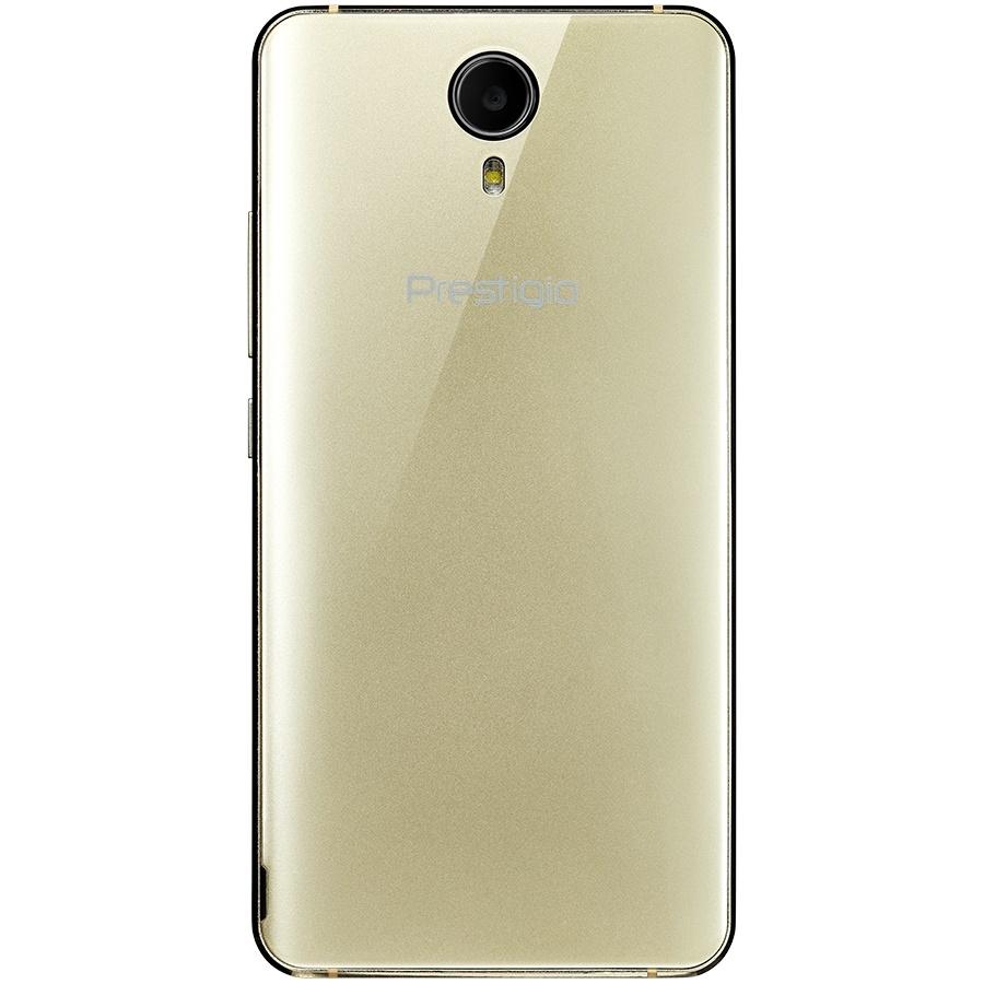 Смартфон Prestigio Muze D5 LTE Gold (PSP5513DUOGOLD)  - фото 4.