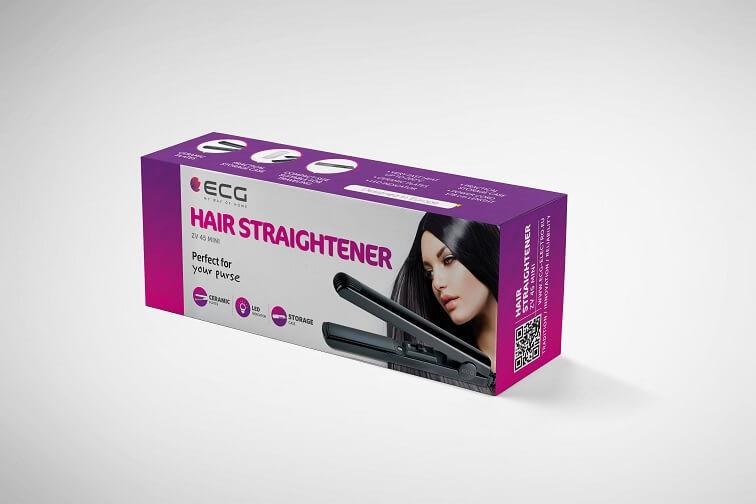 Вирівнювач волосся ECG ZV 45 MINI - фото 5.