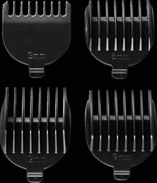 Машинка для стрижки і бриття ECG GRS 5540CC - фото 4.