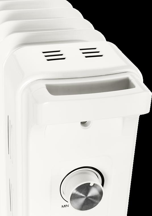 Масляный радиатор ECG OR 2090 - фото 6.