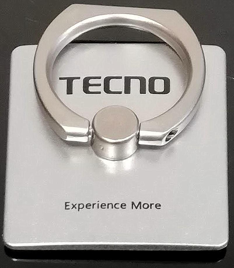 Смартфон Tecno Pouvoir 2 Pro 3/32GB (LA7 pro) DualSim City Blue - фото 8.