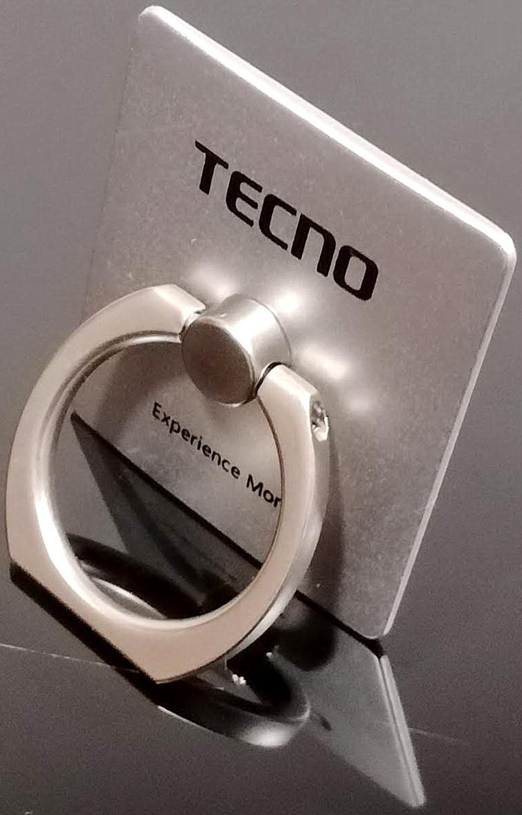 Смартфон Tecno Pouvoir 2 Pro 3/32GB (LA7 pro) DualSim City Blue - фото 10.