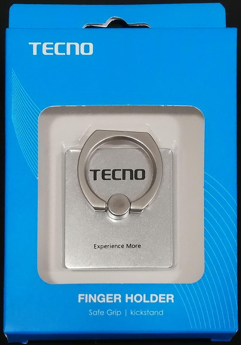 Смартфон Tecno Pouvoir 2 Pro 3/32GB (LA7 pro) DualSim City Blue - фото 11.