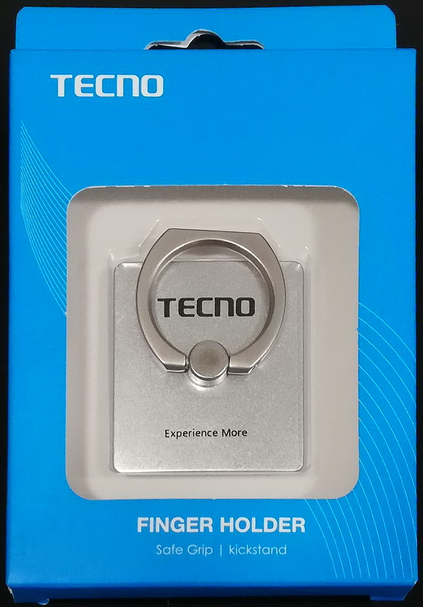 Смартфон Tecno Pouvoir 2 Pro 3/32GB (LA7 pro) DualSim Champagne Gold - фото 11.