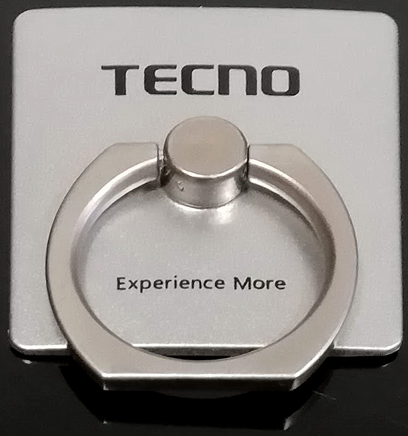 Смартфон Tecno POP 2 Power (B1P) 1/16GB DS Midnight Black повербанк в подарунок - фото 11.