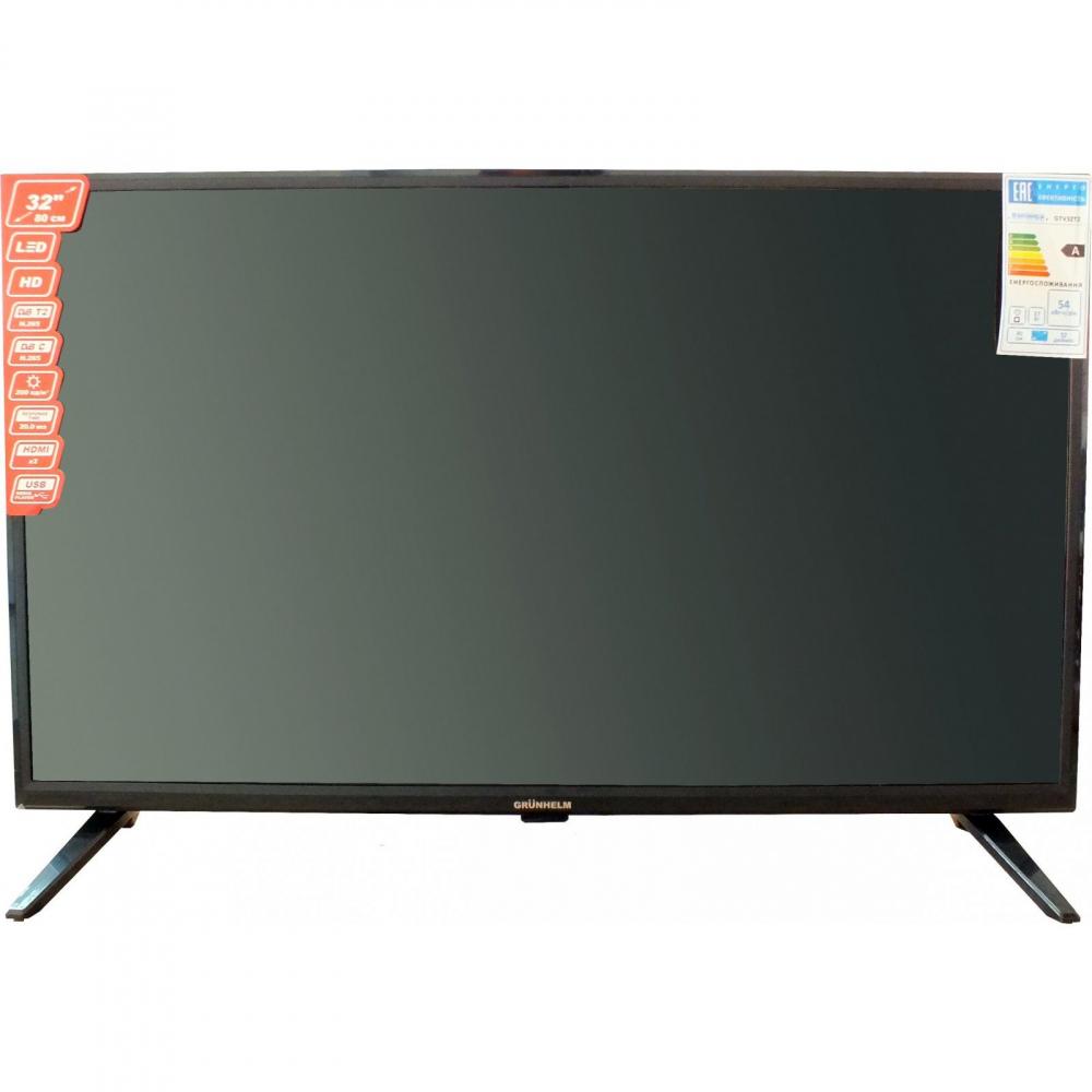 LED телевізор Grunhelm GTV32HD01T2 - фото 3.